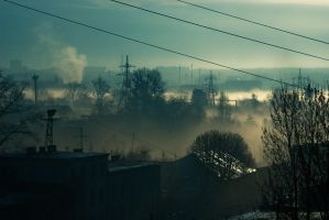 view from my window by ugine31