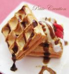 12th scale waffle plate3 by PetiteCreation