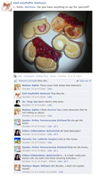 Hetalia Facebook: Buttcakes by gilxoz-epicness