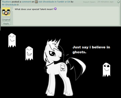 Ghost Dude 3rd DA Response by FunnyGamer95