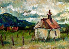 Little Chapel by Art-deWhill