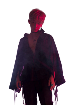 All In: Wonho (Monsta X) by DarknessOnly13