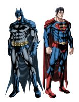 World's Finest by phil-cho