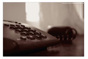 Telephone by d-gREg
