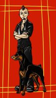 Strip Mobster Antony by Simple-shadow