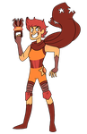 Steven Universe Oc: Sardonyx by Ask-Poison-Princess