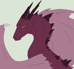 Dragon Lineart 13~Crystal Dragon~ by Xbox-DS-Gameboy