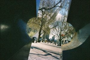 Through The Keyhole by willmeister42