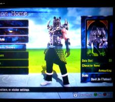 armour king in soul caliber 5 by Heavenly-Warrior-AD