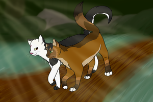 Gift: Taking A Walk by SonilverFanForever