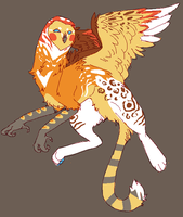 Griffin Adoptable SOLD by AmburgurAndFries