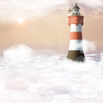 Lighthouse - Hope by Orsus