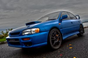 subaru from japan by RockRiderZ