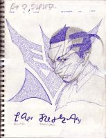 1998 - Sketchbook Vol.6 - p001 by theory-of-everything