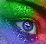Colorful Eye by Mumtazzaidi