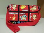 Custome Pokemon 3DS bag by Coffee-N-Computers