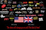 Classic Rock Wallpaper by BorisFedorov