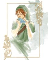 Framed Link by thewordlesssignature