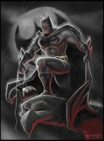 THE DARK KNIGHT by JaumeCullell