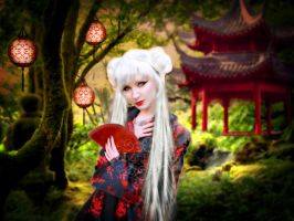Japanese Dream by SoniaJosie