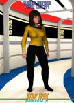 Classic Uniform Remix Concept - Star Trek: UII by MattBrewer