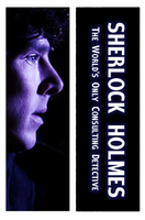 Sherlock Double-Sided Bookmark 3 by Rosterlu