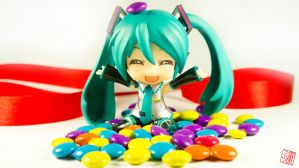 Candy Miku~ by mitch1911