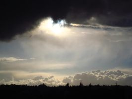 Clouds and Sky 1 by Caligari-87