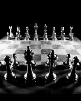 Chess Set by WarpedPurity