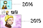 ME 2014-2015 progress by MS-Make