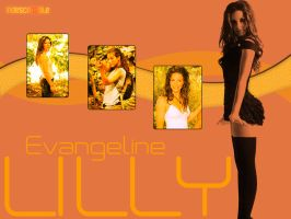 Evangeline Lilly WP by Qebsenuef