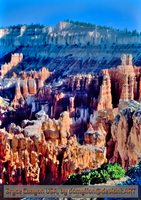 Bryce Canyon by damylion