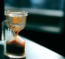 Time Is Ticking Away by WhiteEyedFrog