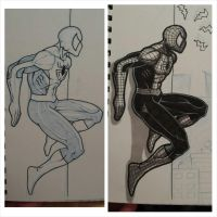 Spiderman by Wedge40