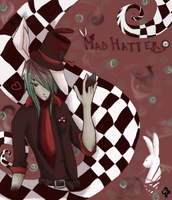 Mad Hatter in Wonderland by towrii