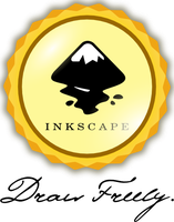 inkscape sticker badge style by rockraikar
