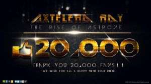 Axtelera-Ray 20,000 Fans by Visual3Deffect