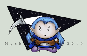 Magus Chibi by MythicPhoenix