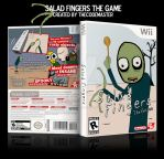 Salad Fingers: The Game by ewensimpson
