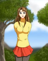 Naru Narusegawa of Love Hina by jakofalltrades19