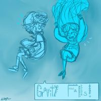 Falls, Gravity by Suivre