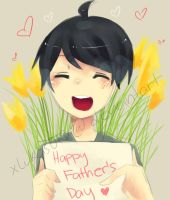 Happy Father's Day by Lukascchi
