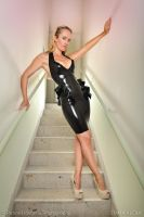 Black Stairs by RichardKnightly