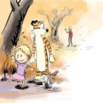 Calvin and Hobbes and... by Psuede