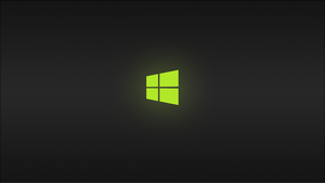 Simple Windows wallpaper by blackbyte223