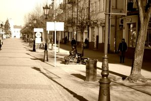 King Street, Kutno. by ThePoet-D80