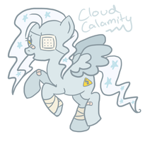 Cloud Calamity by RaineyJ