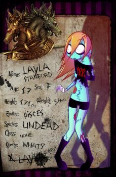 AH: Layla Stanford by Neemh