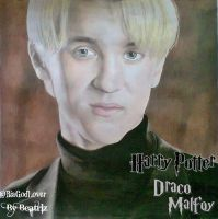 Draco Malfoy - Harry Potter - Drawing by BeatrizLoveMyJesus