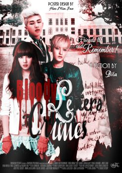 Bloody Letters' Crimes  #2 | FanFiction Poster by heominjae